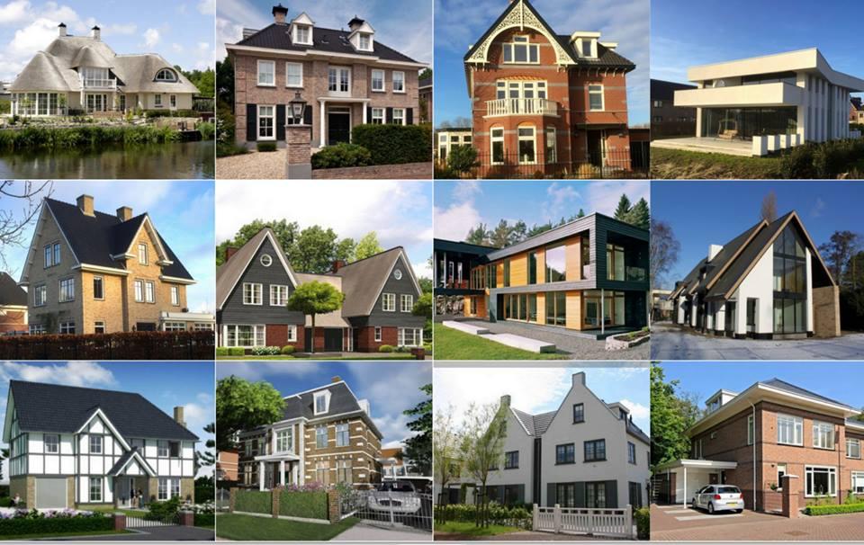 Tips bouw vrije kavels for Contact eigen huis